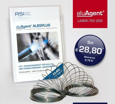 aluAgent LaserTec 2000 – 5m