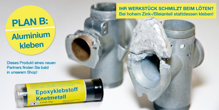 Hervorragend Plan B: Aluminium kleben bei heiklen Legierungen! - RSI YJ61